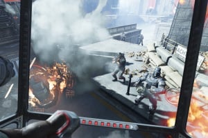 Wolfenstein: Cyberpilot Screenshot