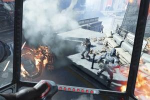 Wolfenstein: Cyberpilot Screenshot