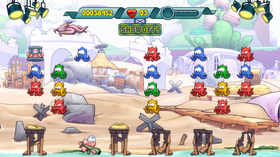 Doughlings: Invasion Review - Screenshot 3 of 3