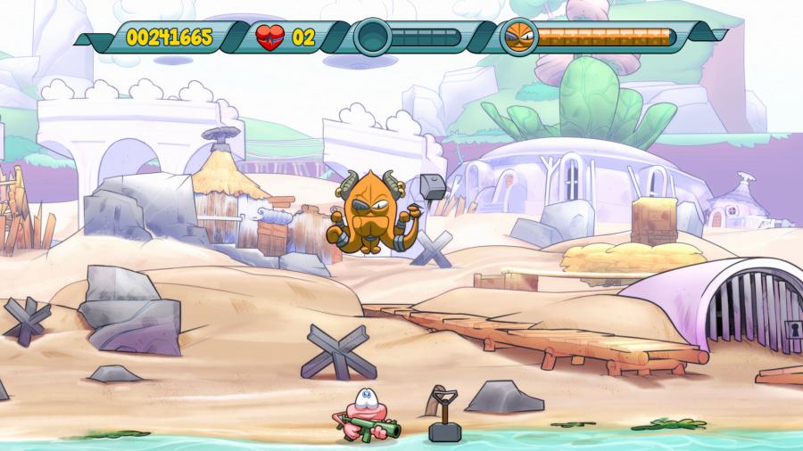 Doughlings: Invasion Review - Screenshot 2 of 3