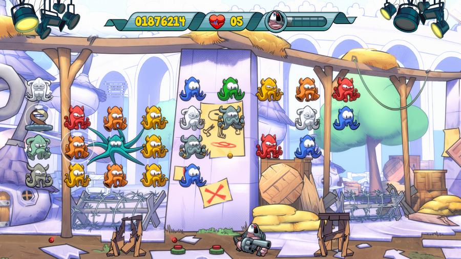 Doughlings: Invasion Review - Screenshot 1 of 3