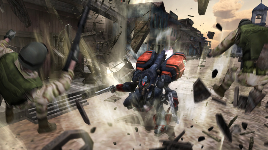 Metal Wolf Chaos XD Review - Screenshot 1 of 2