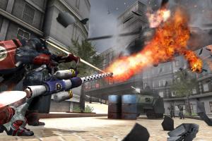 Metal Wolf Chaos XD Screenshot