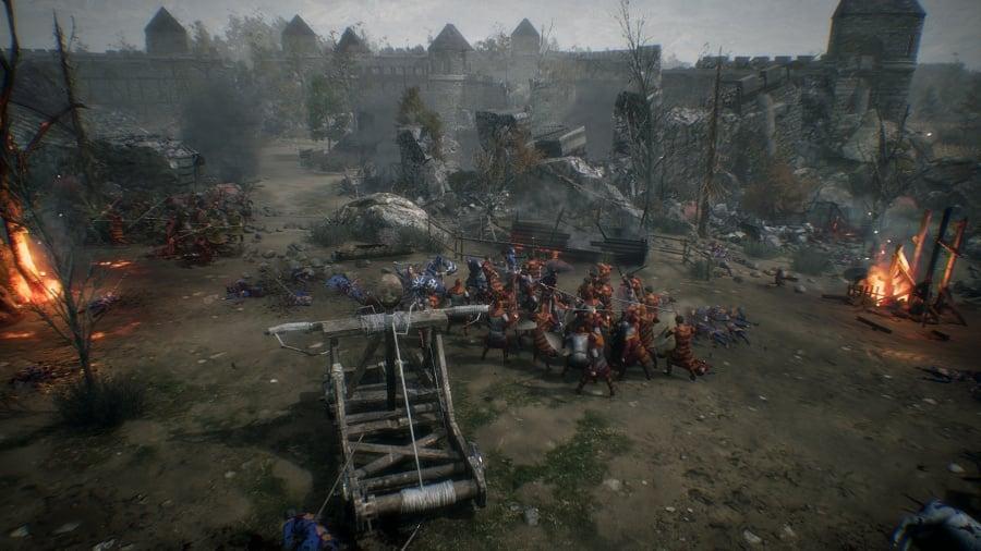 Ancestors Legacy Review - Screenshot 1 of 2