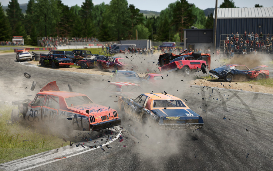 Wreckfest Review - Screenshot 2 of 4