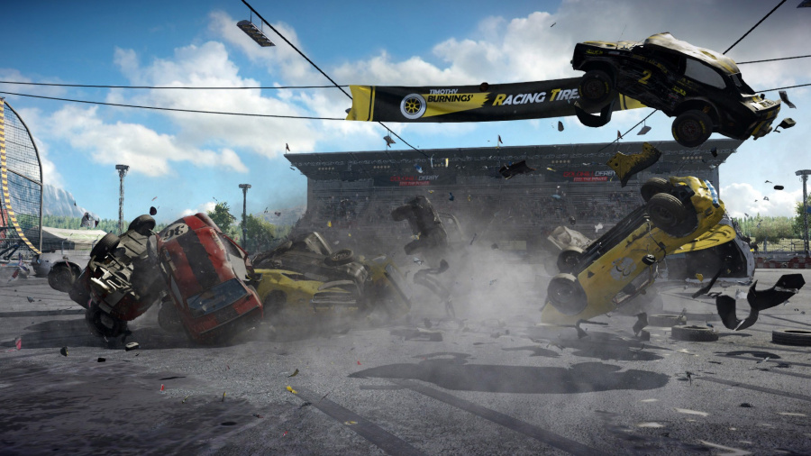 Wreckfest Review - Screenshot 4 of 4