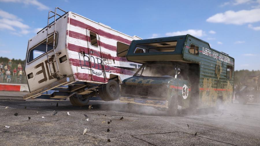 Wreckfest Review - Screenshot 3 of 4