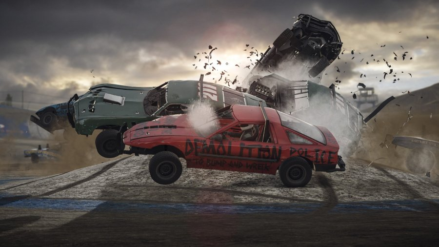 Wreckfest Review - Screenshot 3 of 4