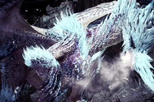 Monster Hunter World: Iceborne Screenshot