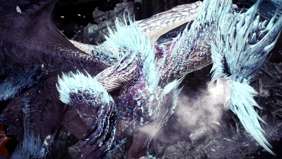 Monster Hunter World: Iceborne Review - Screenshot 2 of 4