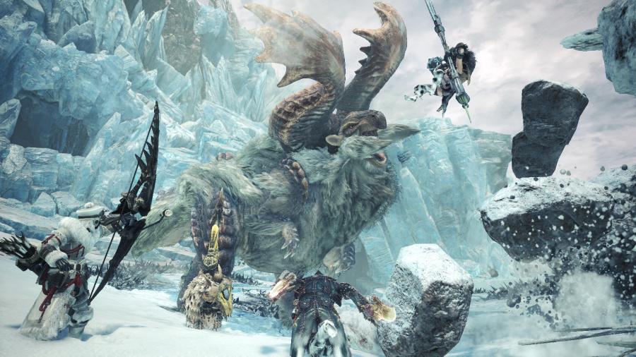 Monster Hunter World: Iceborne Review - Screenshot 1 of 4