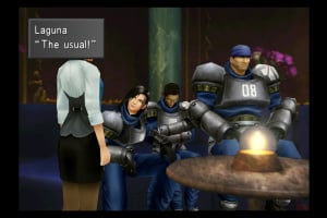 Final Fantasy VIII Remastered Screenshot