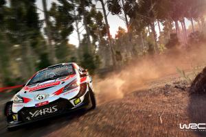 WRC 8 Screenshot