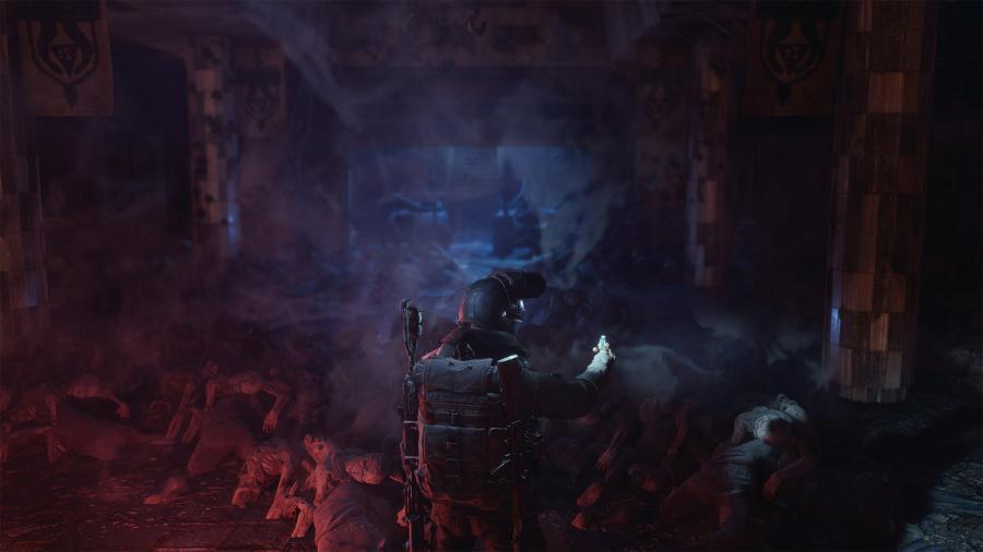 Metro Exodus: La Revue des Deux Colonels - Capture d'écran 1 sur 6