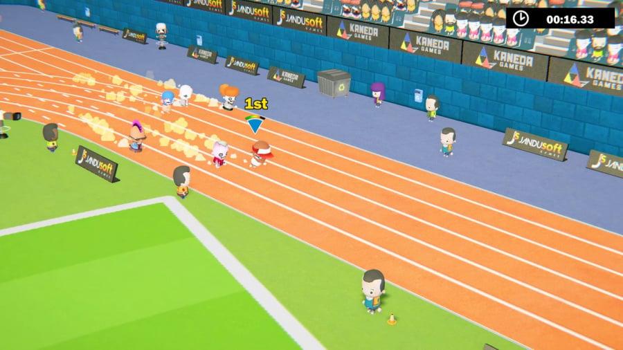 Smoots Summer Games Review - Screenshot 1 of 6