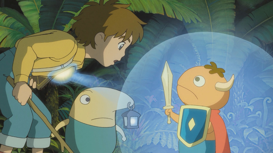 Ni no Kuni: Wrath of the White Witch Remastered Review - Screenshot 2 of 4