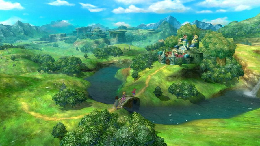 Ni no Kuni: Wrath of the White Witch Remastered Review - Screenshot 3 of 4