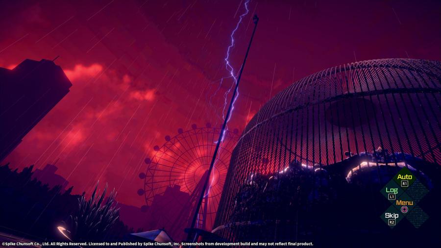 AI: The Somnium Files Review - Screenshot 3 of 5