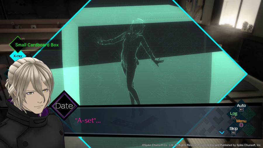 AI: The Somnium Files Review - Screenshot 5 of 5