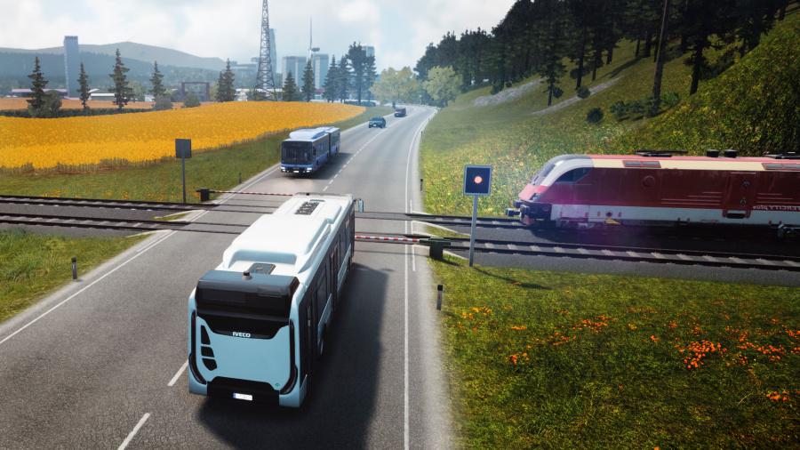 Bus Simulator Review - Screenshot 1 of 3