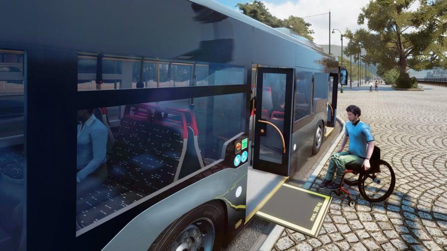 Bus Simulator Review - Screenshot 1 of 4