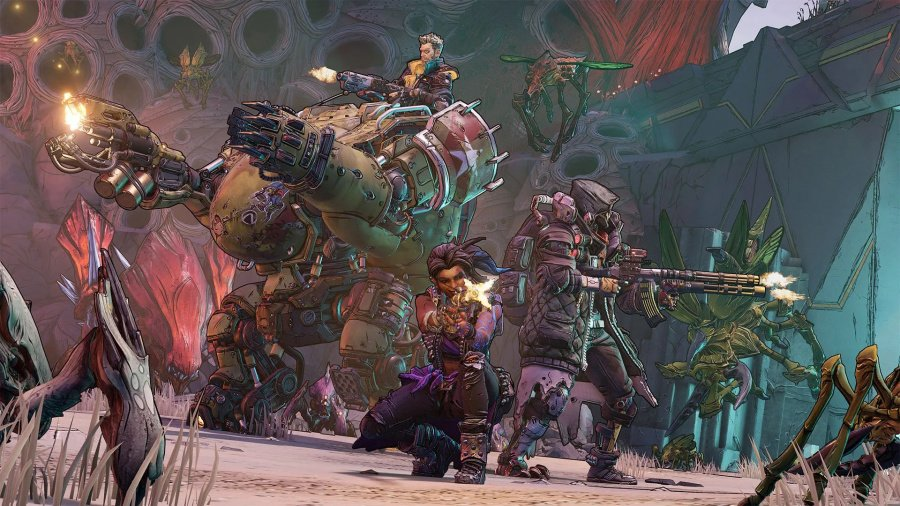 Borderlands 3 Review - Screenshot 1 of 7