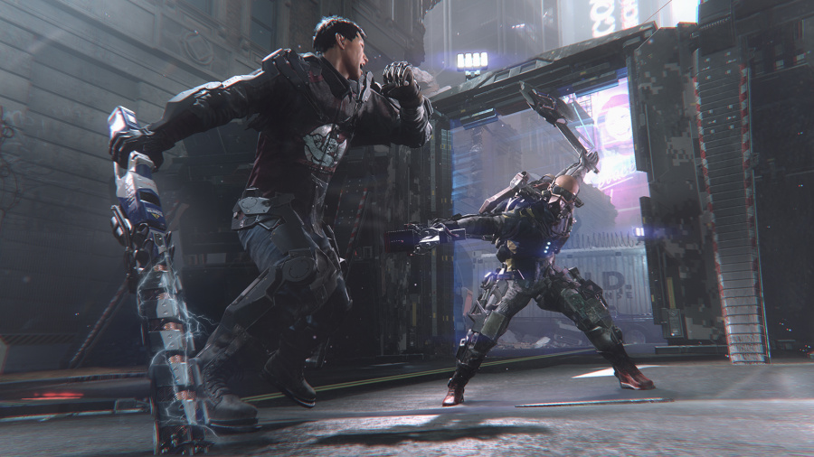 The Surge 2 Review - Screenshot 2 of 5