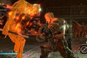 Contra: Rogue Corps Screenshot