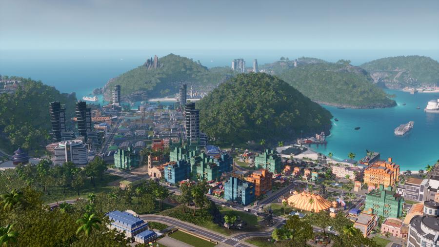 Tropico 6 Review - Screenshot 1 of 5