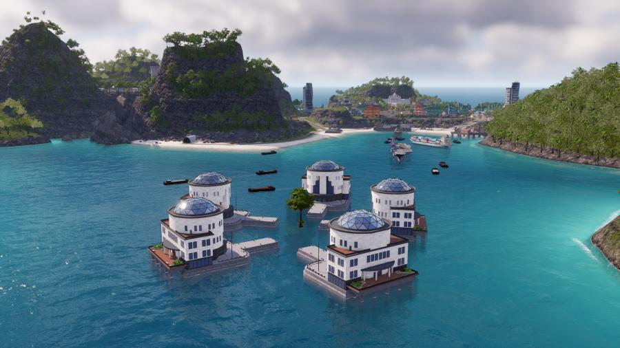 Tropico 6 Review - Screenshot 3 of 5