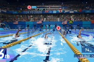 Olympic Games Tokyo 2020: The Official Video Game Screenshot