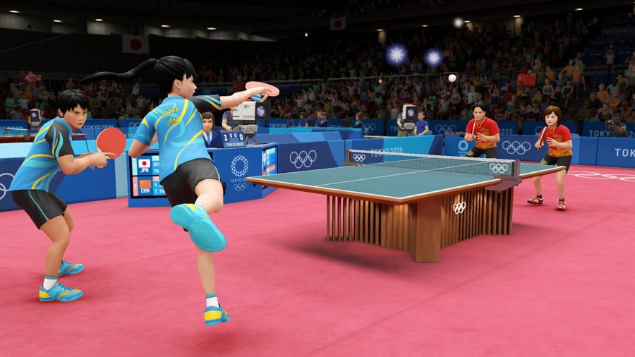 Olympic Games Tokyo 2020: The Official Video Game Review - Screenshot 1 of 4