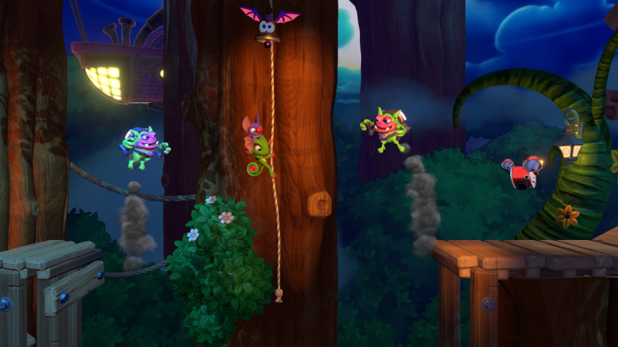 Yooka-Laylee and the Impossible Lair Review - Screenshot 4 of 4