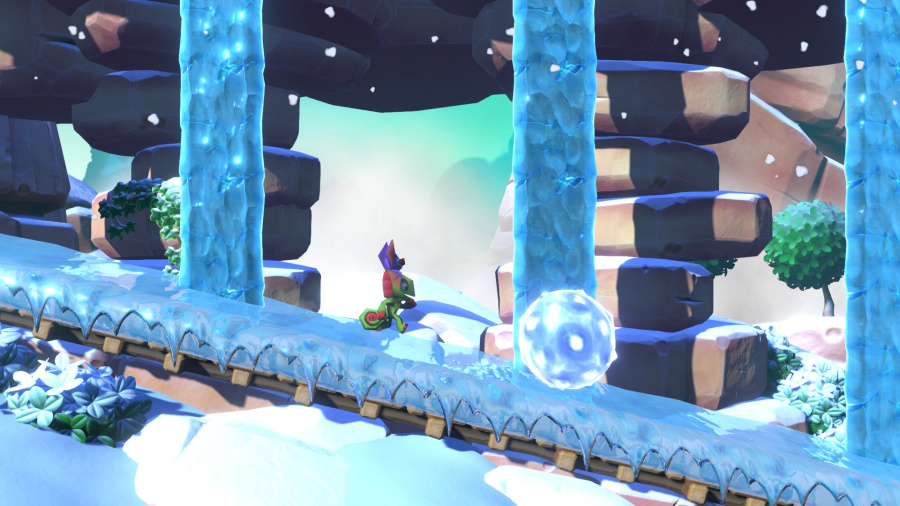 Yooka-Laylee and the Impossible Lair Review - Screenshot 2 of 4