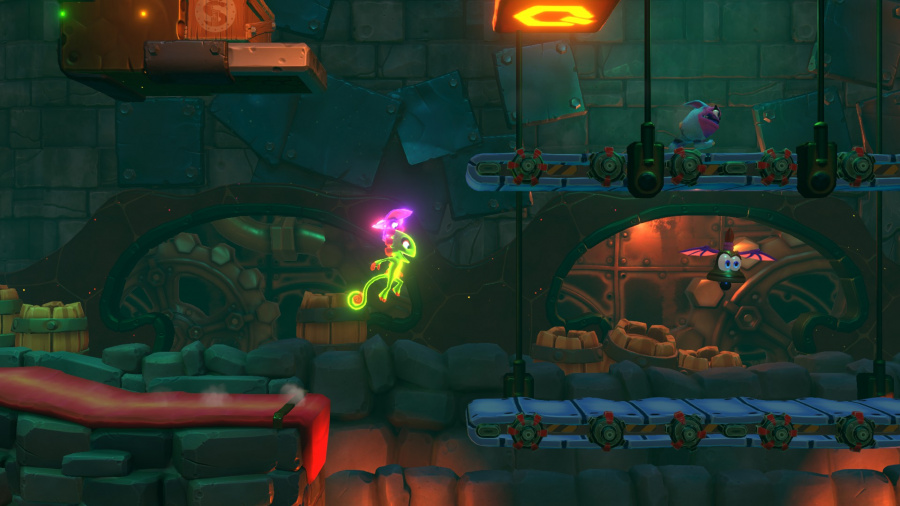 Yooka-Laylee and the Impossible Lair Review - Screenshot 3 of 4