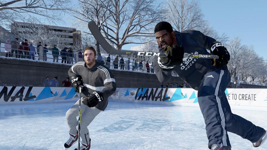 NHL 20 Review - Screenshot 1 of 4