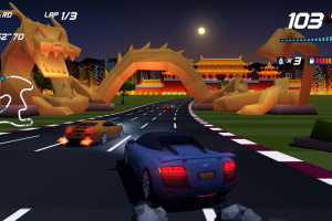 Horizon Chase Turbo Screenshot