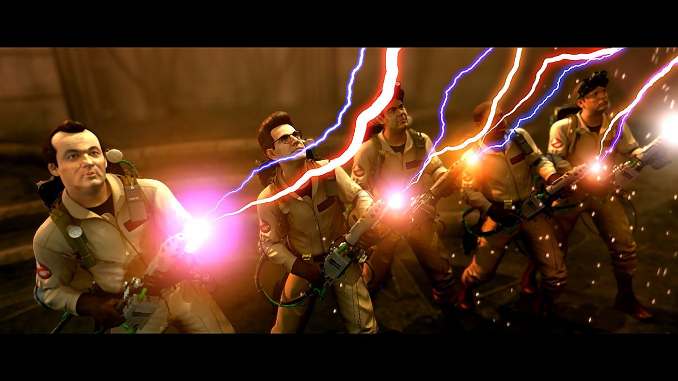 Ghostbusters: The Video Game Remastered Review (PS4)  Push Square