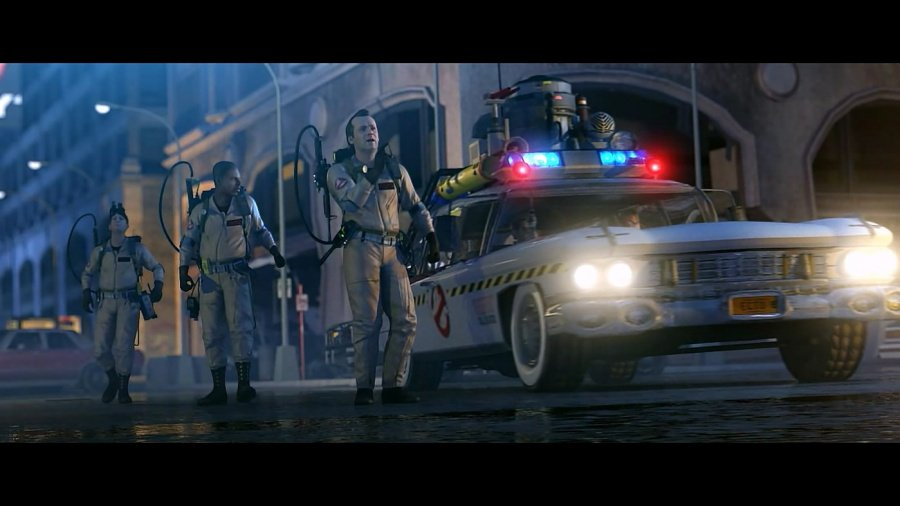 Ghostbusters: The Video Game Remastered Review - Screenshot 2 of 5