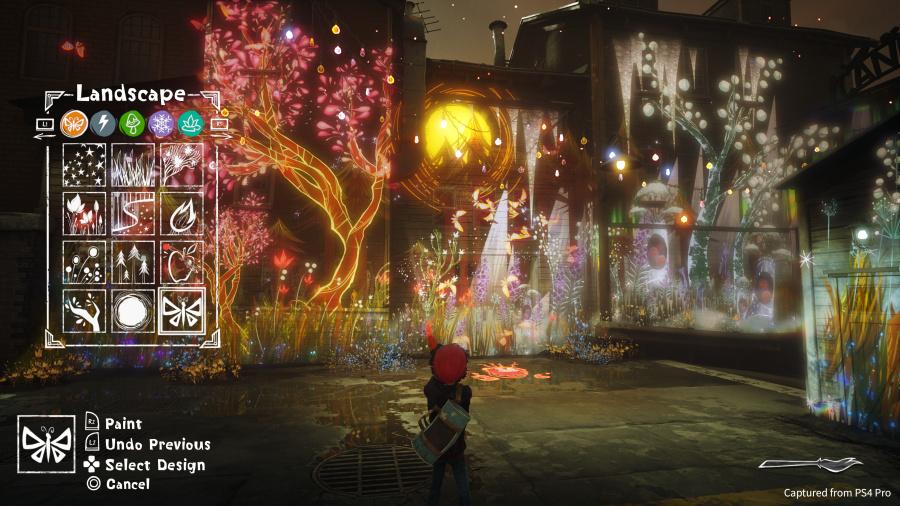 Concrete Genie Review - Screenshot 4 of 4