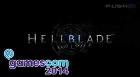 HellBlade (PS4) GamesCom 2014 Debut Trailer