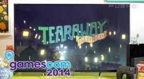 Tearaway Unfolded (PS4) GamesCom 2014 Announcement Trailer