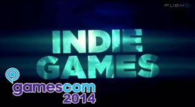 GamesCom 2014: Indie Game Montage [PlayStation Conference]