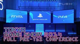 TGS 2014: Full SCEJA Pre-TGS Press Conference