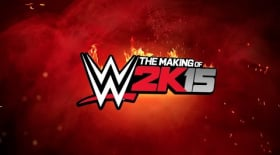 WWE 2K15 (PS4/PS3) Making Of Part 4
