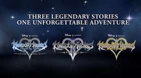 KINGDOM HEARTS HD 2.5 ReMIX (PS3) Launch Trailer