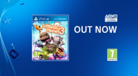 LittleBigPlanet 3 (PS4/PS3) Event Trailer