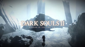 DARK SOULS II: Scholar of the First Sin (PS4) B-roll Gameplay Footage