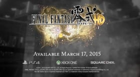 FINAL FANTASY TYPE-0 (PS4) PAX East Trailer