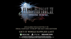 FINAL FANTASY TYPE-0 (PS4) Launch Trailer